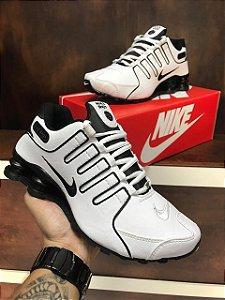 Tênis Nike Shox NZ Branco Importado a Pronta Entrega