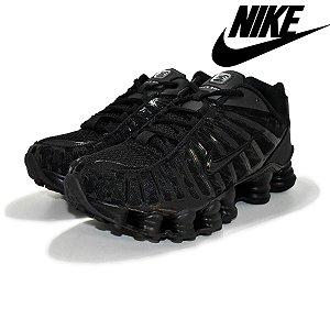 Nike shox 12 Molas Preto Masculino Premium Importado Pronta Entrega