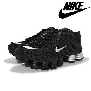 Tênis Nike shox 12 Molas Preto com Branco Masculino Premium Importado Pronta Entrega