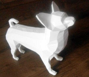 Dog Popillon