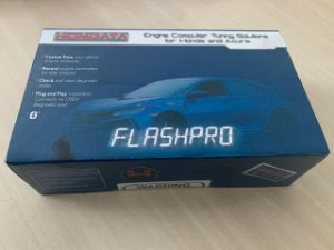 Hondata Flash Pro Civic Si 2007 a 2011