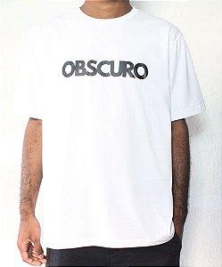 Camiseta OBSCURO Black Branca