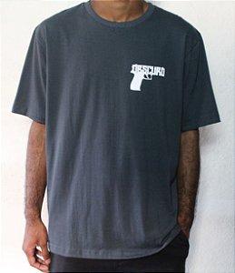 Camiseta OBSCURO Glock Verde Folha