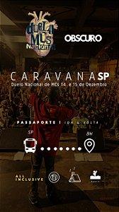 CARAVANA OBSCURO DUELO DE MC'S NACIONAL SP