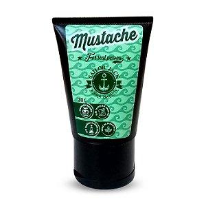 Modelador de Bigode sem Cheiro - Mustache Paste - 20g
