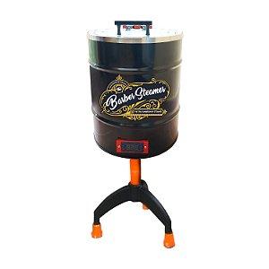 Esterilizador a vapor para toalhas - Barber Steamer com apoio