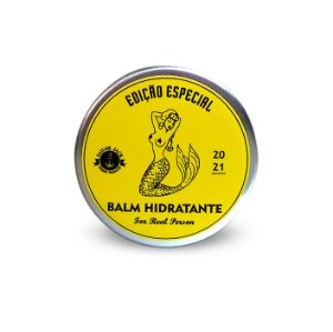 Balm - Creme Hidratante para Barba - 20g - Edição Especial