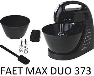 Batedeira Faet Max Duo 4 Velocidades 373 - 127V.
