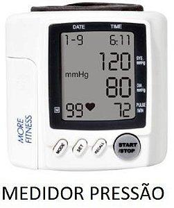 MEDIDOR DE PRESSÃO DE PULSO MF 338