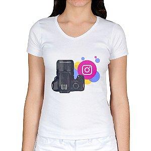 Camiseta de Profissão - Fotografia M4