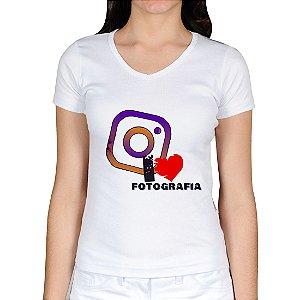 Camiseta de Profissão - Fotografia M5