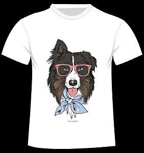 Camiseta Pastor da artista Olga Angelloz