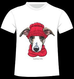 Camiseta Galgo Italiano da artista Kavalenkava Volha