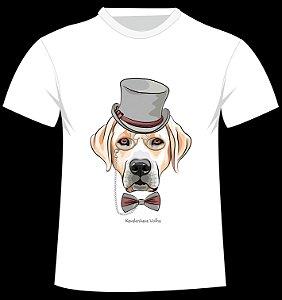 Camiseta Labrador da artista Kavalenkava Volha