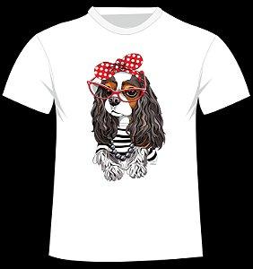 Camiseta Cavalier King
