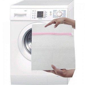Saco para Lavar Roupas Delicadas