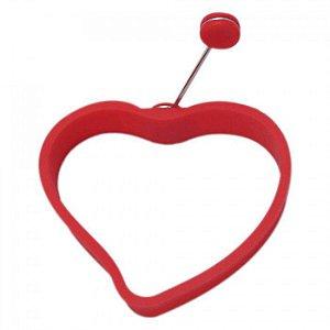 Forma para Ovo Frito com Formato Coração