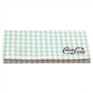 Carteira Brown Lady Coca Cola - Licenciada