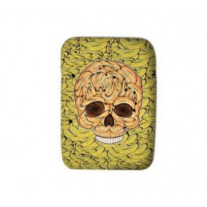 "Case iPad / Notebook 10"" Caveira Tropical"