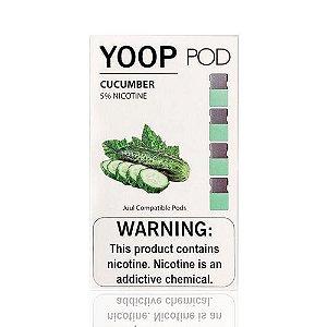 Yoop Pods Cucumber - Compatíveis com Juul - Yoop Vapors