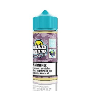 Liquido Mad Man - Crazy Iced Out - Blackberry