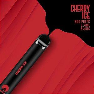 Pod descartável Puff Mamma - Fix - 600 Puffs - Cherry Ice