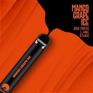 Pod descartável Puff Mamma - Fix - 600 Puffs - Mango Grape Ice