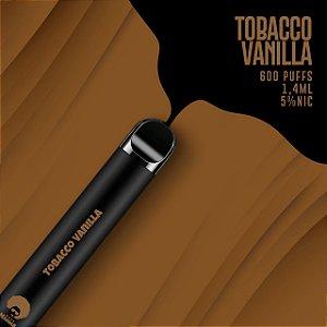 Pod descartável Puff Mamma - Fix - 600 Puffs - Tobacco Vanilla