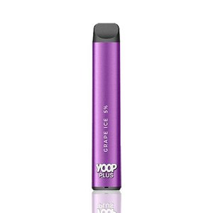Pod descartável Yoop Plus - 800 Puffs - Grape Ice