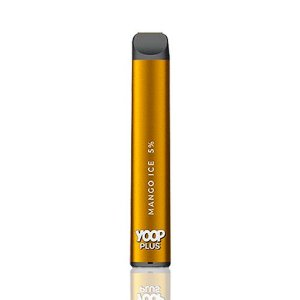Pod descartável Yoop Plus - 800 Puffs - Mango Ice