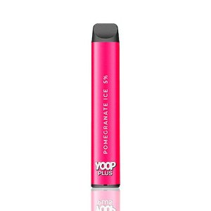 Pod descartável Yoop Plus - 800 Puffs - Pomegranate Ice