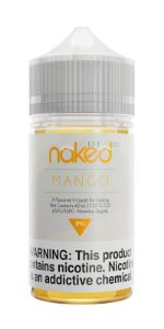 Líquido Naked 100 - Amazing Mango Ice