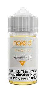 Líquido Naked 100 - Amazing Mango