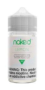Líquido Lemon Fusion - NAKED 100