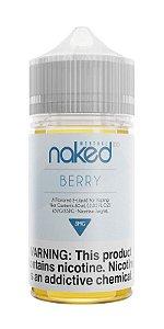 Líquido Berry Menthol - NAKED 100