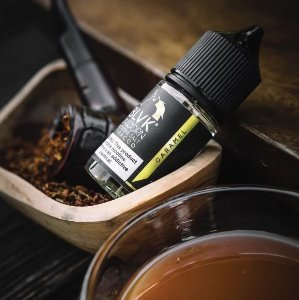 Líquido Tobacco Caramel Salt - BLVK UNICORN