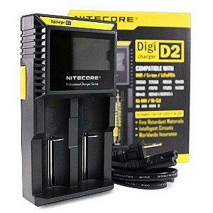 Carregador D2 - Nitecore®