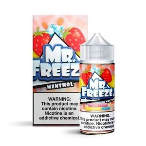 Líquido Mr. Freeze - Strawberry Lemonade Frost