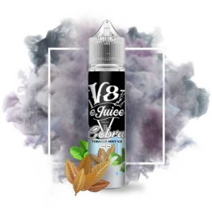 Líquido Tobacco Mint Ice - Cobra - V8 eJUICE
