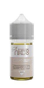 Líquido Naked 100 Salt - Cuban blend