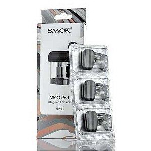 POD Mico Regular 1.0Ohm Resposição - SMOK