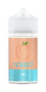 Líquido Peach Basic Ice - NAKED 100