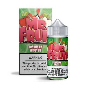 Líquido Double Apple - MR. FRUIT