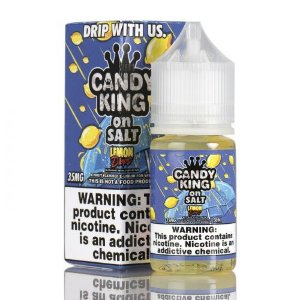 Líquido Lemon Drops Salt - Candy King - DRIP MORE