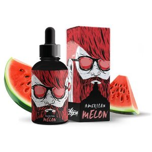 Líquido American Melon - Fruity Series - OSSEM JUICE