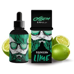 Líquido Brazilian Lime - Fruity Series - OSSEM JUICE