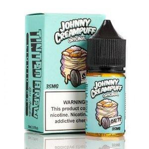 Líquido Johnny Creampuff Original Salt - TINTED BREW LIQUID CO