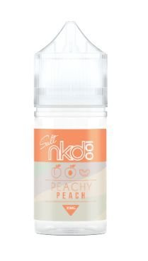 Líquido Naked 100 Salt - Peachy Peach