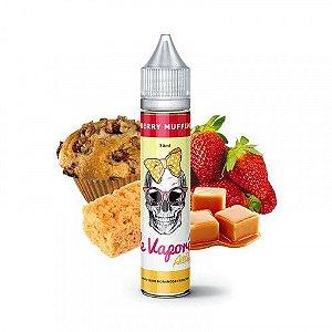 Líquido Berry Muffin - LE VAPORÊ