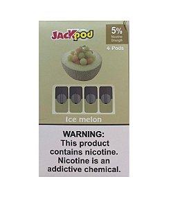 JackPod Ice Melon compatível JUUL